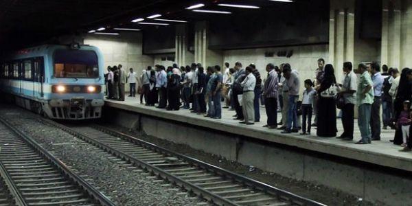 Cairo reopens Sadat metro station - image 1