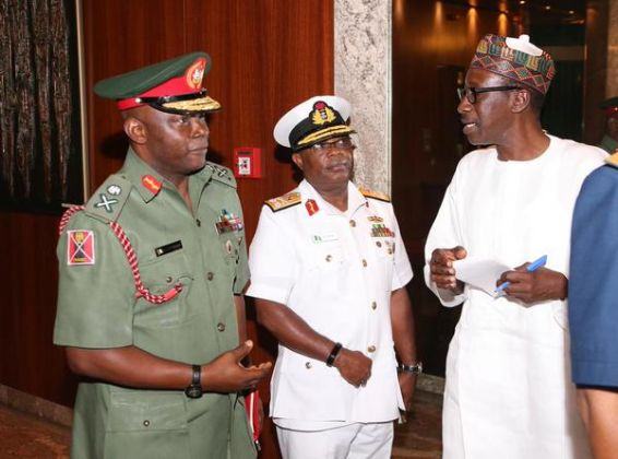 Nigeria's president Buhari cleans up military - image 2