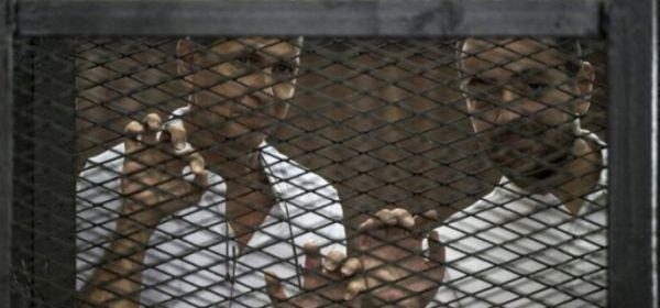 Verdict expected for Al-Jazeera journalists - image 4