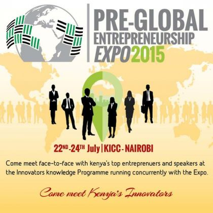 Pre-global Entrepreneurship Expo 2015 - image 1