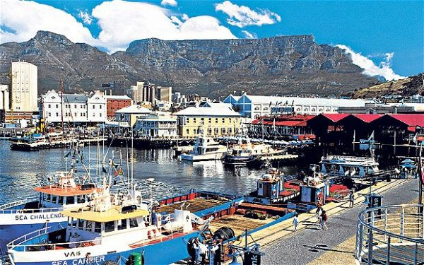 New luxury cruise terminal for Cape Town harbour - image 3