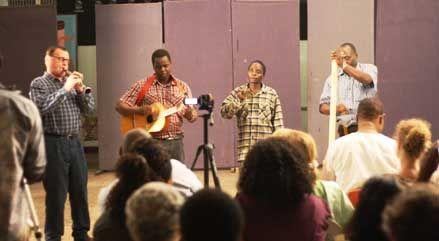 Ethnomusic symposium Dar es Salaam - image 4