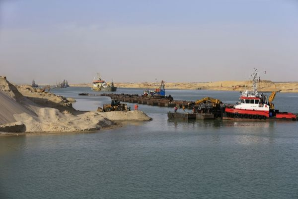Egypt to open new Suez Canal - image 2