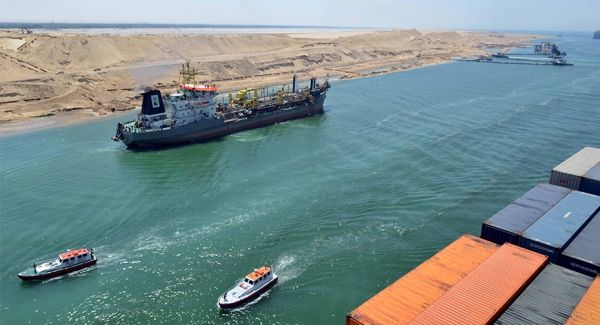 Egypt to open new Suez Canal - image 1
