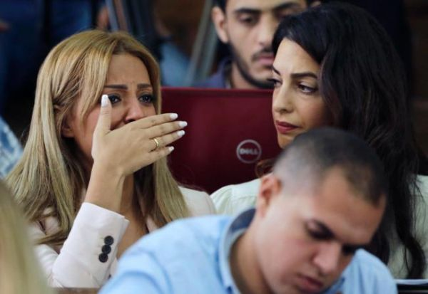 Egypt sentences journalists to three years in jail - image 3