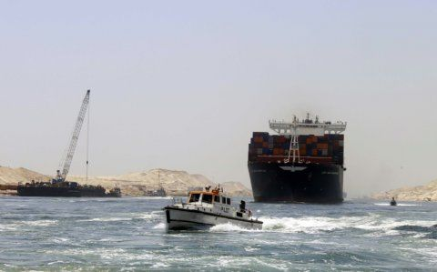 Egypt to open new Suez Canal - image 4