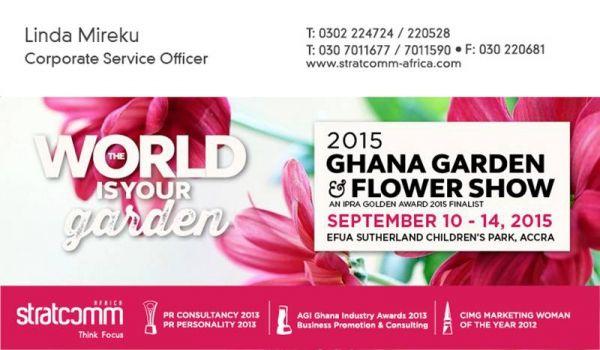 Annual Ghana Flower Show - image 1