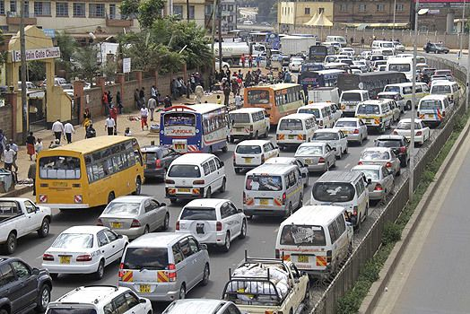 One-way plan for Nairobi traffic - image 2