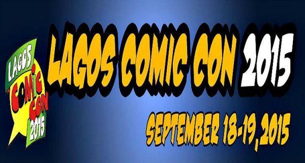 Lagos Comic Con - image 1