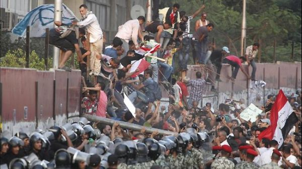 Israel reopens embassy in Cairo - image 2