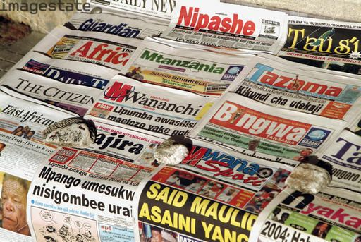 Tanzania newspaper returns after three-year ban - image 2