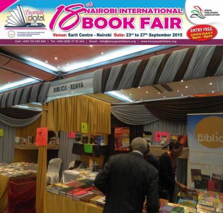 Nairobi International Book Fair - image 3