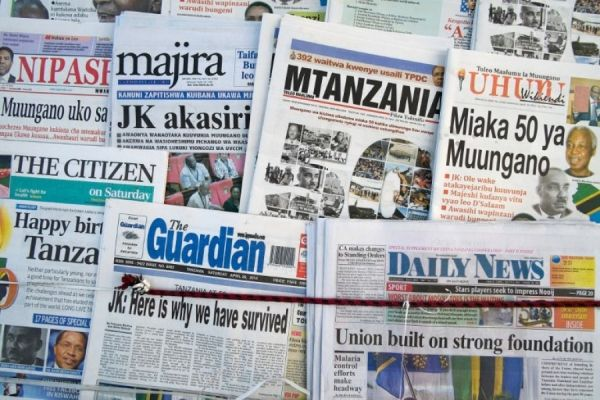 Tanzania newspaper returns after three-year ban - image 4