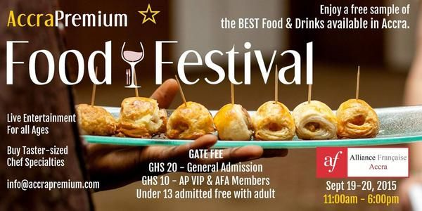 Accra Food and Wine Festival - image 1