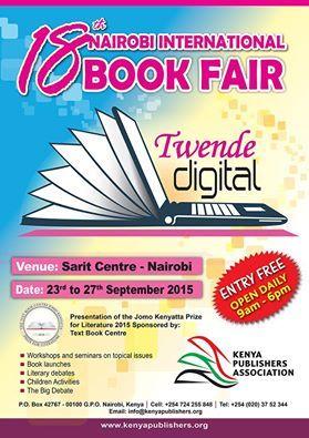 Nairobi International Book Fair - image 1