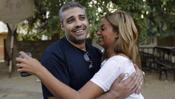 Egypt's president pardons two Al-Jazeera journalists - image 3