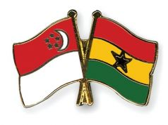 Accra hosts Singapore trade office