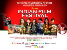 Indian film festival in Accra