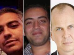 Calls for Egypt to release journalists