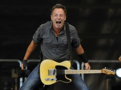 Bruce Springsteen in Cape Town