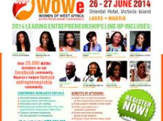 Women of West Africa Entrepreneurship conference