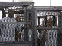 Egypt sentences foreign journalists