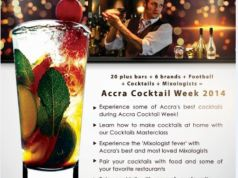 Accra Cocktail week