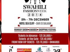 Swahili Fashion festival