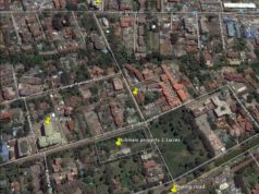 2 acres For sale Kilimani Nairobi
