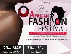 Mercedes Benz African Fashion Accra