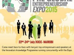 Pre-global Entrepreneurship Expo 2015