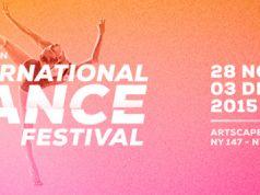 Cape Town international dance festival