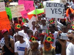Oromo land protests rock Addis Ababa