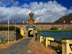 350th anniversary of Cape Town Castle
