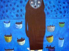 Richard Kimathi at One Off Contemporary Art