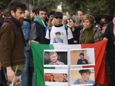 Egypt responds to Italian sanctions over Regeni case