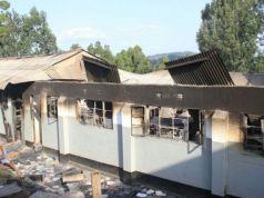 Arson attacks in Kenyan schools
