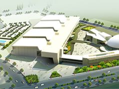 New convention centre in Addis Ababa