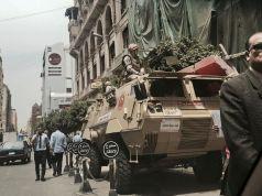 Maximum security around Cairo churches