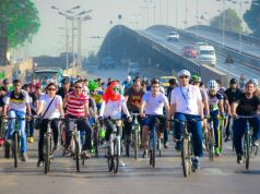 Bike-sharing scheme in Cairo