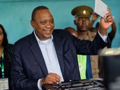 Kenyatta to be sworn in on 28 November