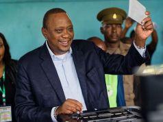 Kenyatta to be sworn in on 28 November