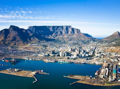 Cape Town voted world's best city by British tourists