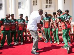 Nairobi to get stadiums for cricket and rugby