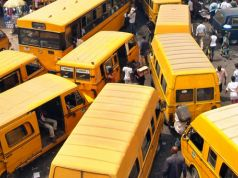 Uniforms for Lagos bus conductors