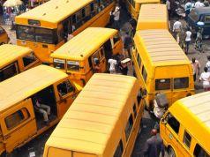 Uniforms for Lagos bus conductors
