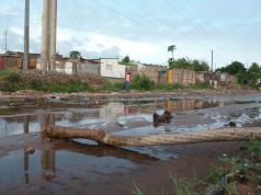 Major drainage scheme for Maputo
