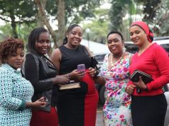 Women taxi drivers are fashionable in Nairobi