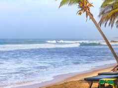 Beaches near Accra