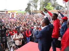 Kibra's by-election clashes